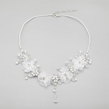 Damen Anderen  -  Regulär Klar Modische Halsketten Für Hochzeit Party Jahrestag