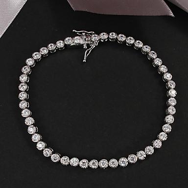 καυτή πώληση κόμμα επιπλατινωμένο σύνδεσμο / αλυσίδα κοσμήματα γάμου για άντρες και γυναίκες