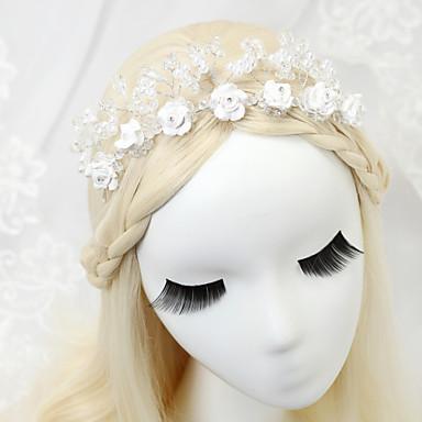 jäljitelmä helmi rhinestone headbands päähine klassinen naisellinen tyyli