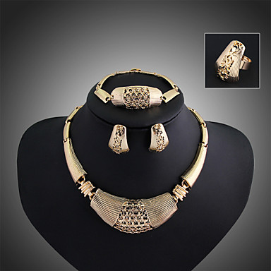 여성제품 - 빈티지 / 파티 / 캐쥬얼 합금 / 모조 다이아몬드 , 그외
