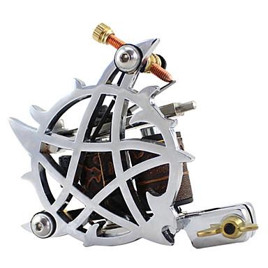 Döner Dövme Makinesi El Montajı Astar ve Gölgelendirici alaşım Profesyonel Dövme Makinesi