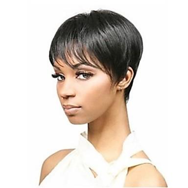 Syntetyczny Przedłużanie włosów Klasyczny Prosta Klasyczny Prosta Codzienny Wysoka jakość