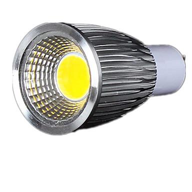 700-750 lm GU10 Spot LED MR16 diodes électroluminescentes COB Blanc Chaud Blanc Froid AC 85-265V