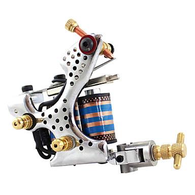 Rotary Tattoo Machine Hand-assembled Liner and Shader Alloy Professional Tattoo Machine