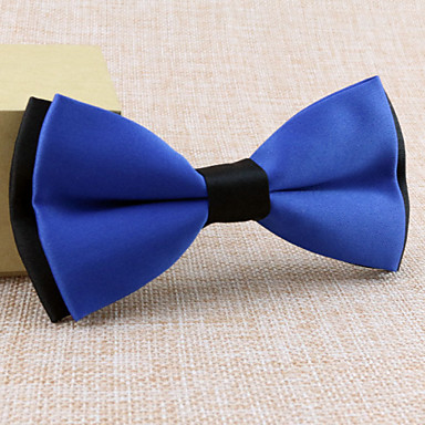 Other Vintage Cute Party Work Casual Black White Yellow Red Blue Green Purple Pink Other Wedding Tie Bar