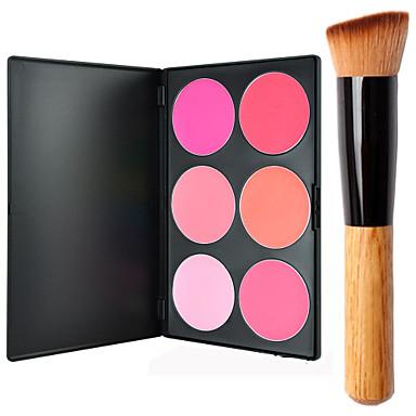 6 Blush Dry Powder Face