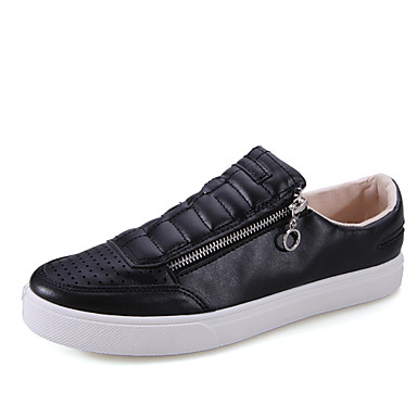 Men's Shoes Office & Career/Casual Fashion Sneakers Black/White