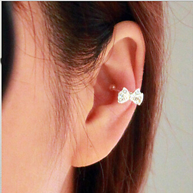 Women's Ear Cuffs Fashion Alloy Jewelry Wedding Party Daily Casual Costume Jewelry