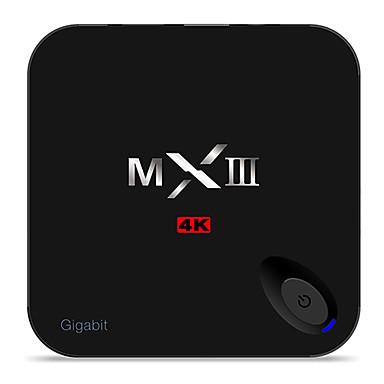 MX III Amlogic S812 Android TV Box,RAM 1GB ROM 8GB Quad Core WiFi 802.11n Нет