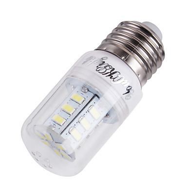 YouOKLight 400 lm E14 E26/E27 Żarówki LED kukurydza T 24 Diody lED SMD 5730 Dekoracyjna Ciepła biel Zimna biel AC 110-130V AC 220-240V
