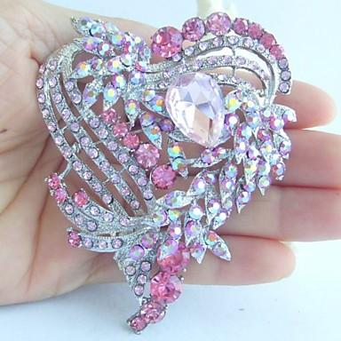 Miłość Kolor ekranu Biżuteria Na Ślub Impreza Specjalne okazje Urodziny