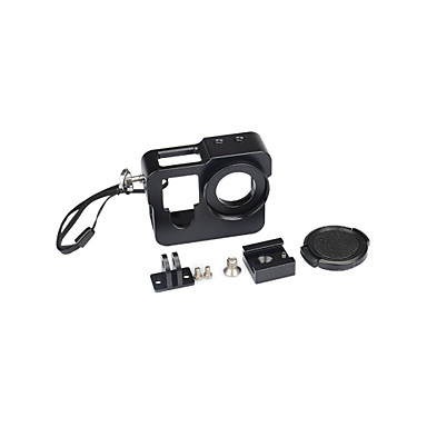 Smooth Frame Protective Case Screw Straps Mount / Holder For Action Camera Gopro 4 Gopro 2 Polyester Aluminium Other