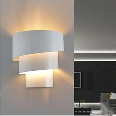 Modern / Contemporary Living Room Metal Światło ścienne 110-120V / 220-240V