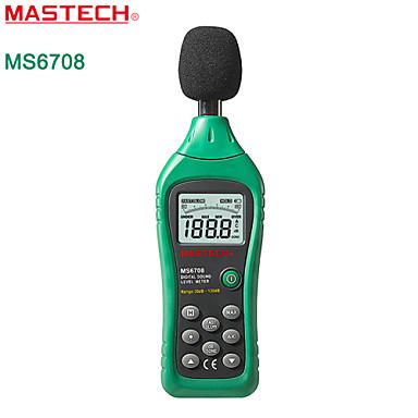mastech-ms6708 ψηφιακό ηχόμετρο