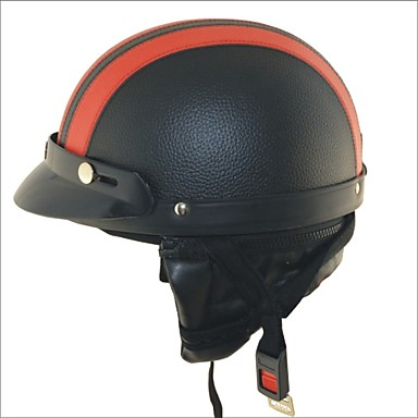 motocicleta xt02 pu capacete de couro (m)