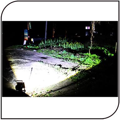 YGWL-033 Laternen & Zeltlichter LED 1600 LUMENS 3 Beleuchtungsmodus inklusive Batterien und Ladegerät Wiederaufladbar / Notfall Camping /