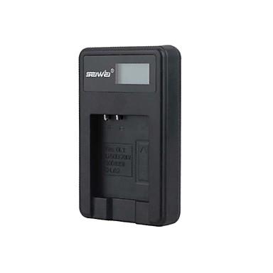 Ładowarka baterii z aparatu Olympus li ekran - 50 B czarny