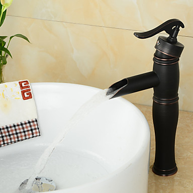 American Standard Widespread Single Handle One Hole in Oil-rubbed Bronze Bathroom Sink Faucet