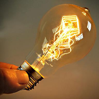 40W E27 Edison Retro Light Bulb ST64  A19(220-240V)