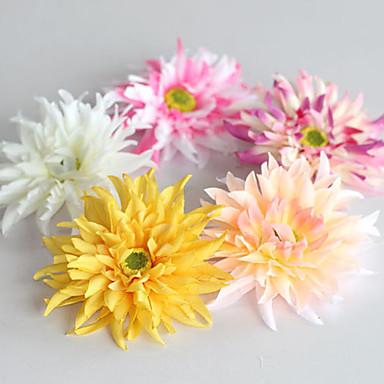 Materiał Kwiaty 1 Ślub Specjalne okazje Casual Winieta