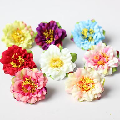 Tøy Hårkamper blomster Hodeplagg with Blomster 1pc Bryllup Spesiell Leilighet Avslappet Hodeplagg