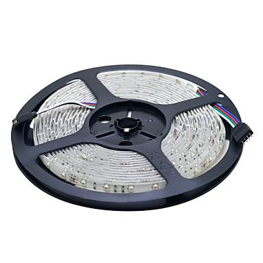 YouOKLight® 10 M 600 3528 SMD RGB Cortável / Conetável / Adequado Para Veículos / Auto-Adesivo / Cores Variáveis 50 W Cordões de Luzes
