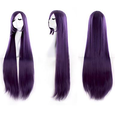 europeu e americano de alta qualidade de alta temperatura menina peruca comprimento do fio de forma necessário