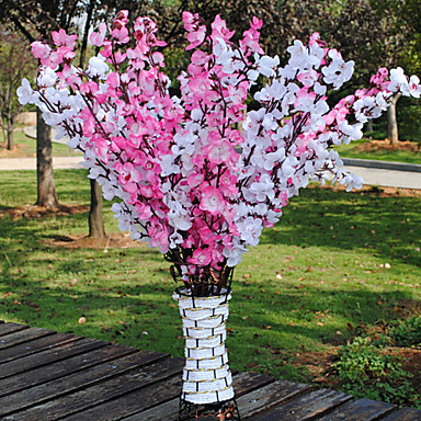 İpek / Plastik Erik Yapay Çiçekler