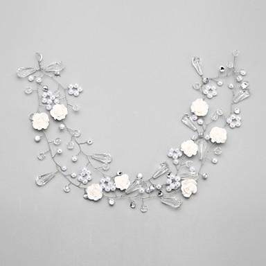 Krystall Künstliche Perle Strass Aleación Stirnbänder 1 Hochzeit Besondere Anlässe Kopfschmuck