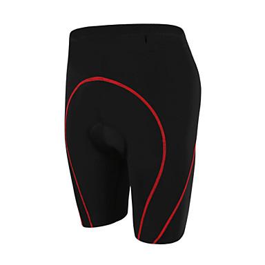 GETMOVING Pedli Bisiklet Şortları Erkek Kadın's Unisex Bisiklet 3/4 Tayt Giysi Setleri Alt Giyimler Kış Bisiklet Elbiseleri Anatomik