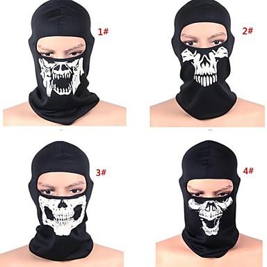 Yüz Maskesi Kış Sıcak Tutma Rüzgar Geçirmez Toz Geçirmez Nefes Alabilir Serbest Sporlar Bisiklete biniciliği / Bisiklet Erkek Kadın's File