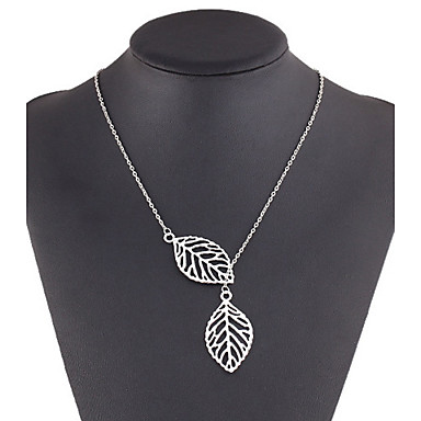 Women's Pendant Necklace Alloy Pendant Necklace , Wedding Party Daily Casual