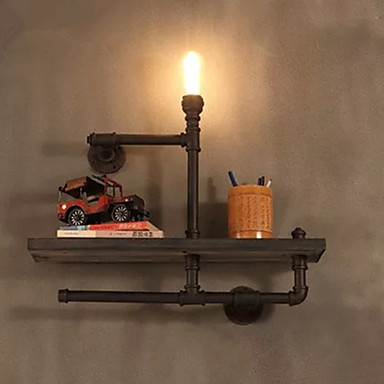 Rustic/Lodge Wall Lamps & Sconces For Metal Wall Light 110-120V 220-240V 40WW