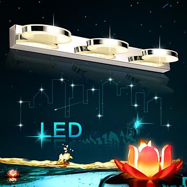 Moderne / Nutidig Baderomsbelysning Metall Vegglampe IPX4 110-120V / 220-240V 9W