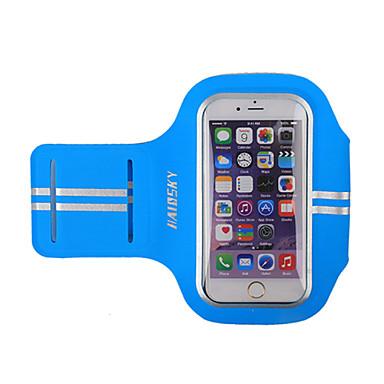 HAISKY Armbånd Mobilveske til Racerløp Sykling / Sykkel Løp Jogging Sportsveske Anvendelig Berøringsskjerm Telefon/Iphone Joggebelte