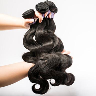 Perui haj Hullámos haj Emberi haj sző 4 darab 0.3