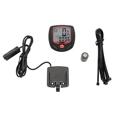 548B Bike Computer / Bicycle Computer Waterproof / Tme - Lapsed Time / Set Tire Circumference Cycling / Bike / Road Bike / Mountain Bike
