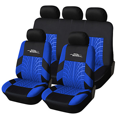 cheap Car Seat Covers-Car Seat Covers Seat Covers Gray / Red / Blue Textile Common For Volvo / Volkswagen / Toyota