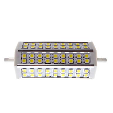 12W R7S Lâmpadas Espiga T 54 SMD 5050 1200 lm Branco Quente / Branco Natural Decorativa AC 85-265 V 1 pç