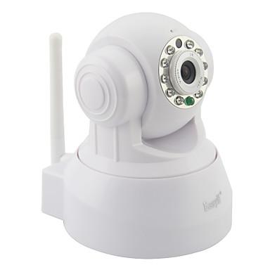 easyn® draadloze surveillance ip camera (wifi, night vision, bewegingsdetectie), p2p