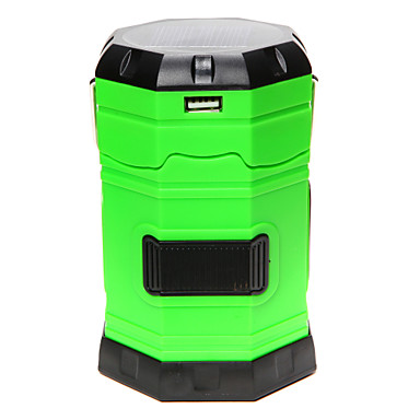 T-929 Lanterns & Tent Lights LED 1000 lm 1 Mode - Rechargeable High Power Super Light Emergency Camping/Hiking/Caving Everyday Use