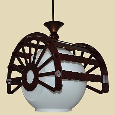 Rusztikus Vintage Modern/kortárs Hagyományos/ Klasszikus Retro Lámpás Ország LED Függőlámpák Süllyesztett lámpa Kompatibilitás Nappali