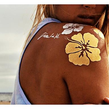9 Non Toxic Temalı Diğerleri Dövme Etiketleri