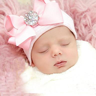 Bambino - Bambino (1-4 Anni) Da Ragazzo - Da Ragazza Cotone Cappelli E Berretti Rosa - Cerchietti #04736600 Completa In Specifiche
