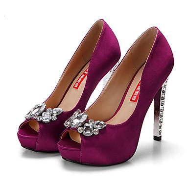 0003a11c8a9 Γυναικεία παπούτσια - Πέδιλα - Γάμος / Φόρεμα / Πάρτι & Βραδινή Έξοδος - Τακούνι  Στιλέτο