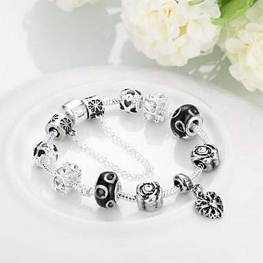 Armbänder Ketten- & Glieder-Armbänder Quaste / Modisch / Böhmen-Art Hochzeit / Party / Alltag / Normal Schmuck Geschenk Silber,1 Stück
