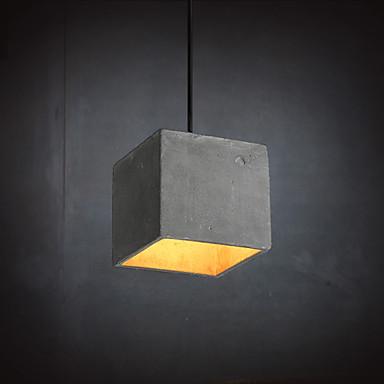 COSMOSLIGHT Luzes Pingente Luz Ambiente - LED, Rústico / Campestre Vintage Lanterna Tradicional / Clássico Retro Moderno / Contemporâneo,