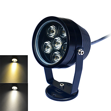 Underwater Lights Waterproof Outdoor Lighting Warm White Cold White DC 24V