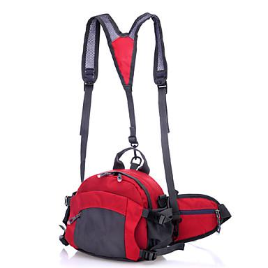 Naturehike <10 L hátizsák Kerékpár Hátizsák Cell Phone Bag Túrázó napi csomag Hátizsákok Csomag derékra Kempingezés és túrázás Síelés