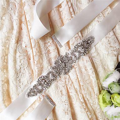 Düğün Parti/Gece Günlük Kuşak With Taşlı Kristal Boncuklama Payetler